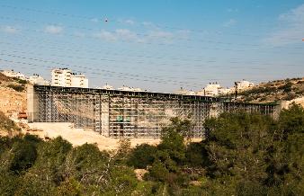 Afek Bridge - Turab